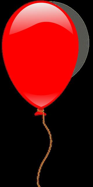Украшение воздушными шарами идеи с описанием видео