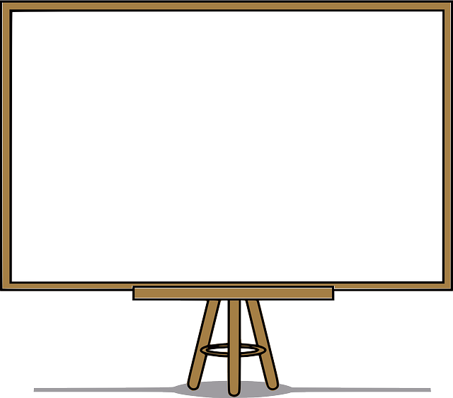 Whiteboard Background Free vector gra...