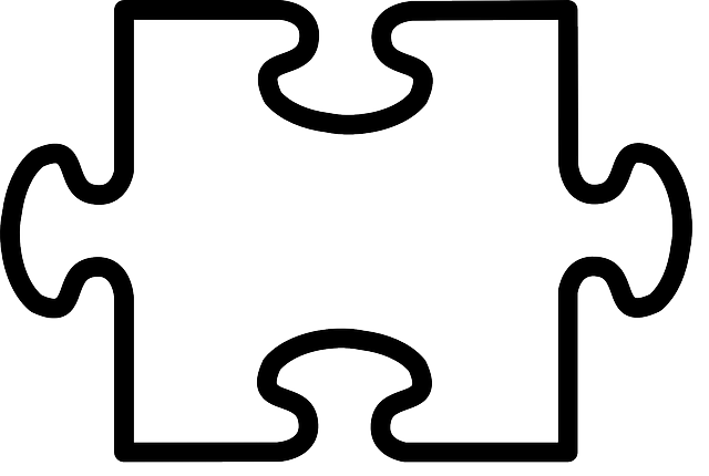 shape puzzle coloring pages - photo#19