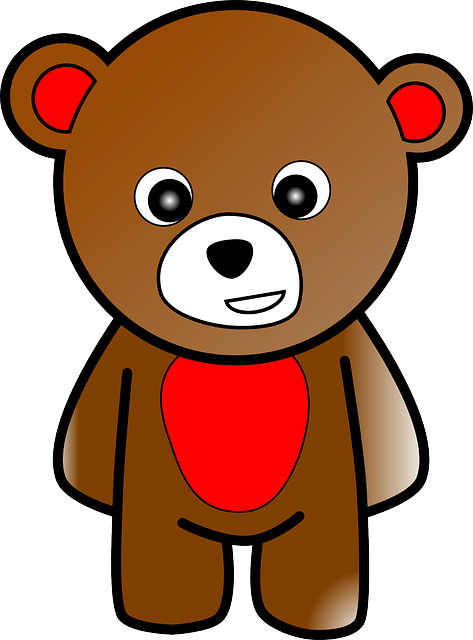 Free Vector Graphic Teddy Bear Teddy Bear Cute Toy