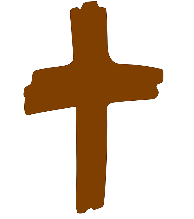 cross brown wooden free vector graphic on pixabay rh pixabay com free vector cross stitch free vector crockpot images