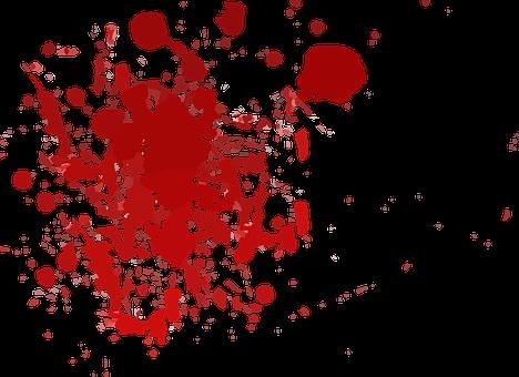 Encre, Red, Éclaboussures, Résumé