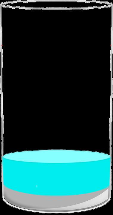 Glas Water Cup Gratis Vectorafbeelding Op Pixabay