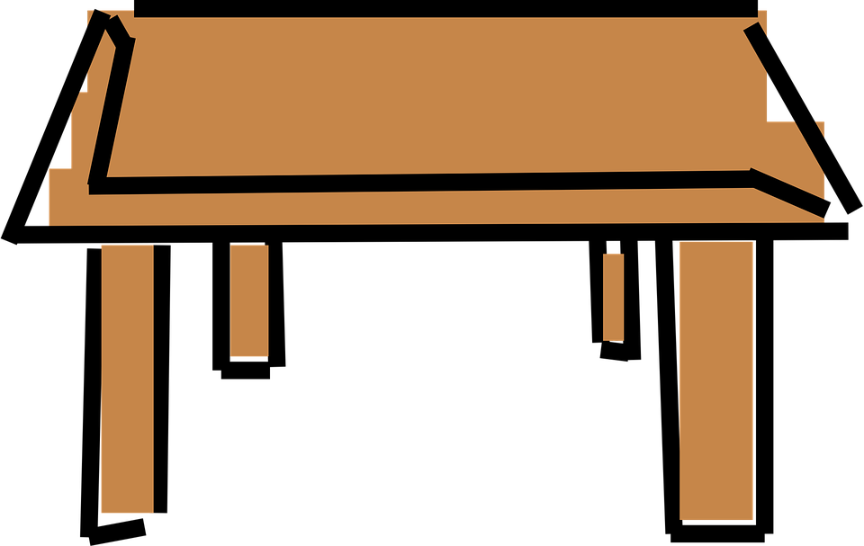 Table, Furniture, Desk, Wood, Wooden, Hardwood
