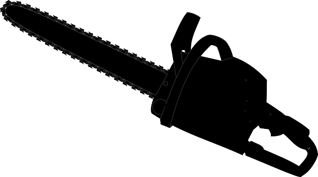 Chainsaw Tool Saw 183 Free Vector Graphic On Pixabay