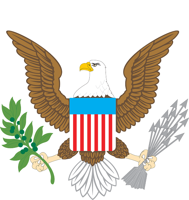 eagle american emblem 183 free vector graphic on pixabay