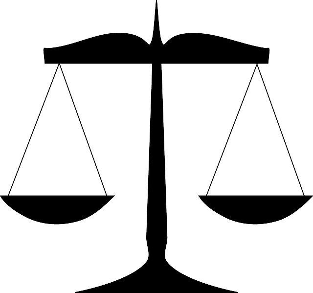 Scales Law Justice · Free vector graphic on Pixabay