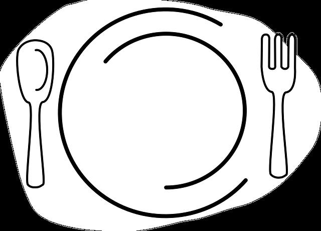 Plate Dinner Restauran...