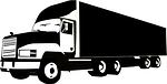 truck, lorry, cargo