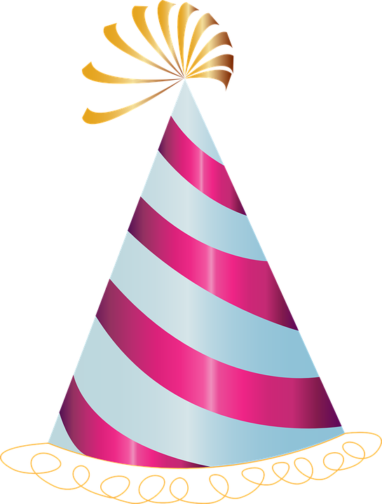 happy birthday hat party free vector graphic on pixabay rh pixabay com birthday hat vector free birthday party hat vector