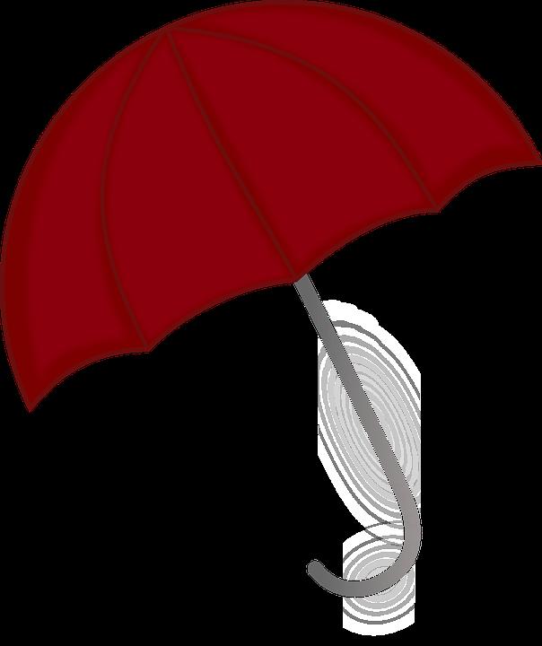 66d5c4889 Dáždnik Dážď Počasie - Vektorová grafika zdarma na Pixabay