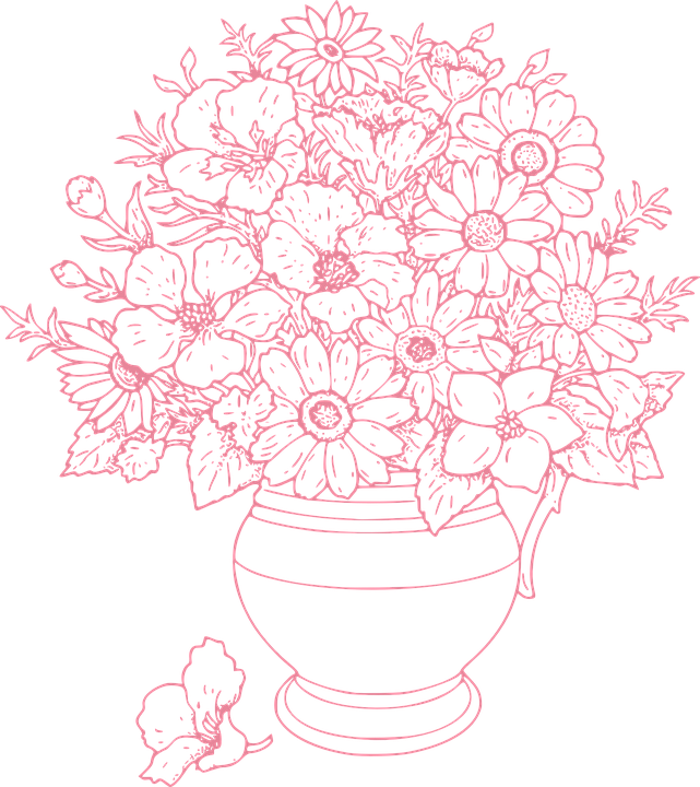 Flowers Vase Flower · Free vector graphic on Pixabay