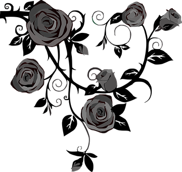Rose Vector Graphics Pixabay Download Free Images