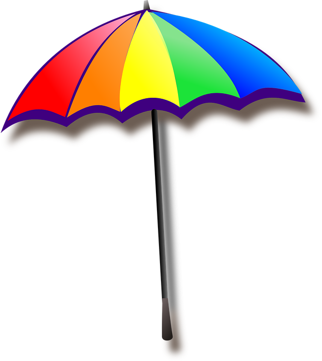 sunshade sun protection beach free vector graphic on pixabay rh pixabay com large clip on beach umbrella clip on beach umbrella australia