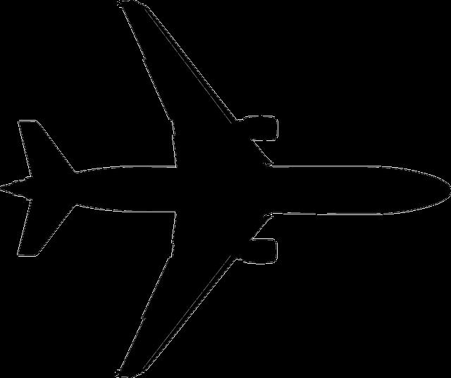 Free vector graphic: Airplane, Plane, Jumbo, Boeing - Free ...