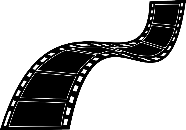 free vector graphic camera movie film strip reel