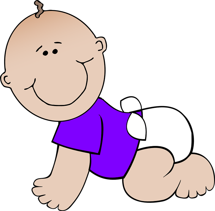 toddler crawling baby free vector graphic on pixabay rh pixabay com babysitting clip art images free clipart baby sitting