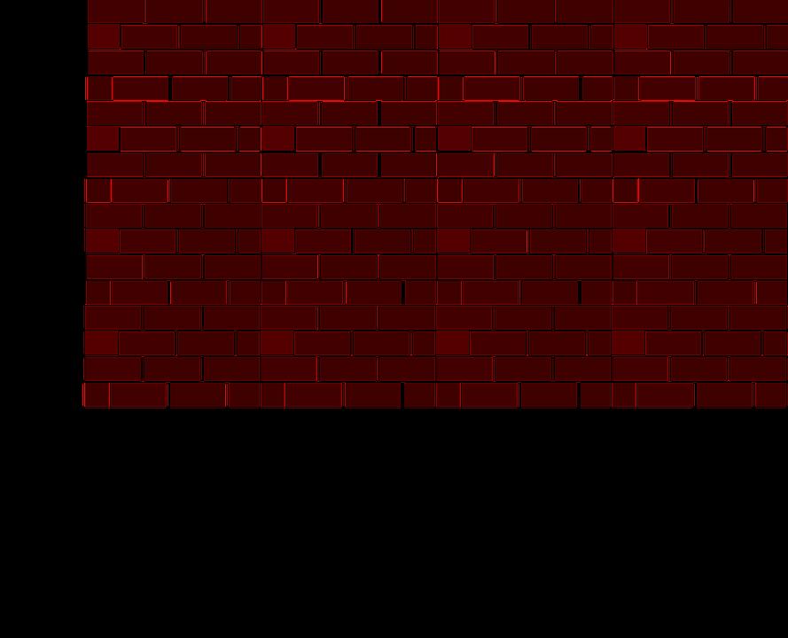Immagine vettoriale gratis: Muro, Mattoni, Costruzione - Immagine ...