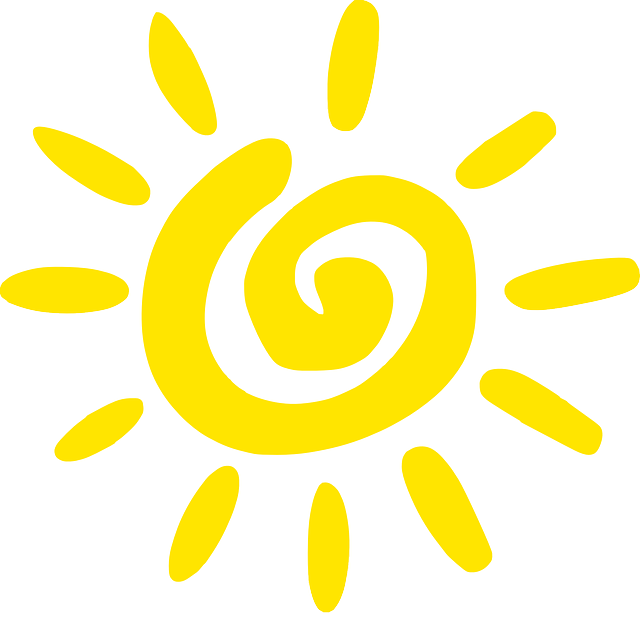 Sun Yellow Spiral · Free Vector Graphic On Pixabay
