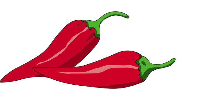 Free Vector Graphic: Chilli, Red, Pepper, Spicy, Food