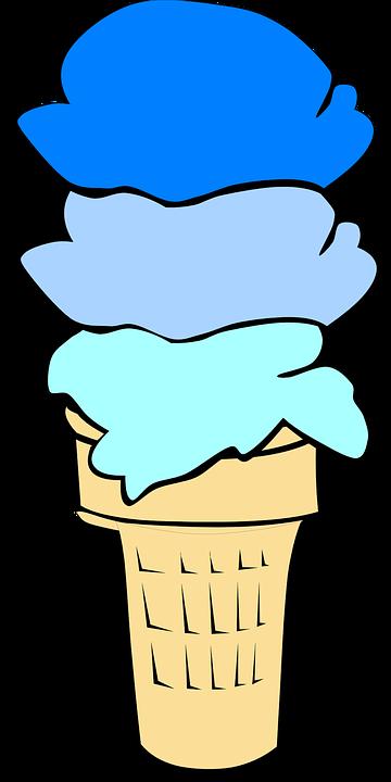cone ice cream free vector graphic on pixabay rh pixabay com