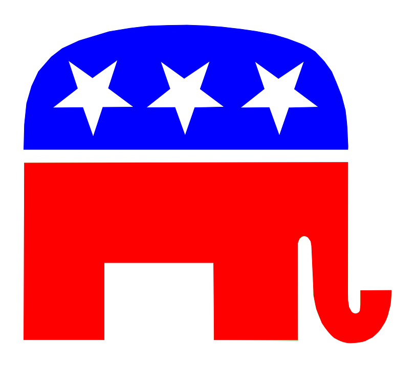republicans elephant political free vector graphic on pixabay rh pixabay com republican elephant vector clip art free