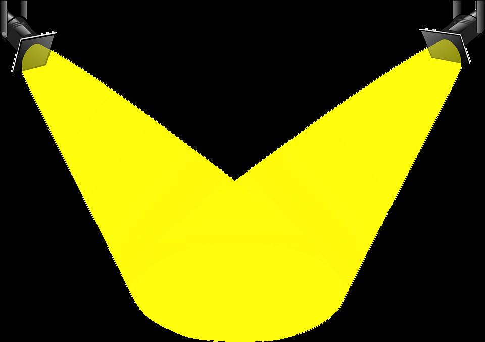 Spotlight Limelight Lighting · Free vector graphic on Pixabay