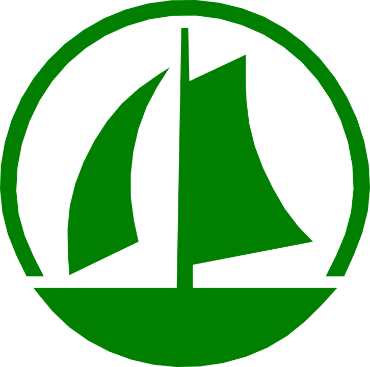 Boat Green Silhouette - Free vector graphic on Pixabay