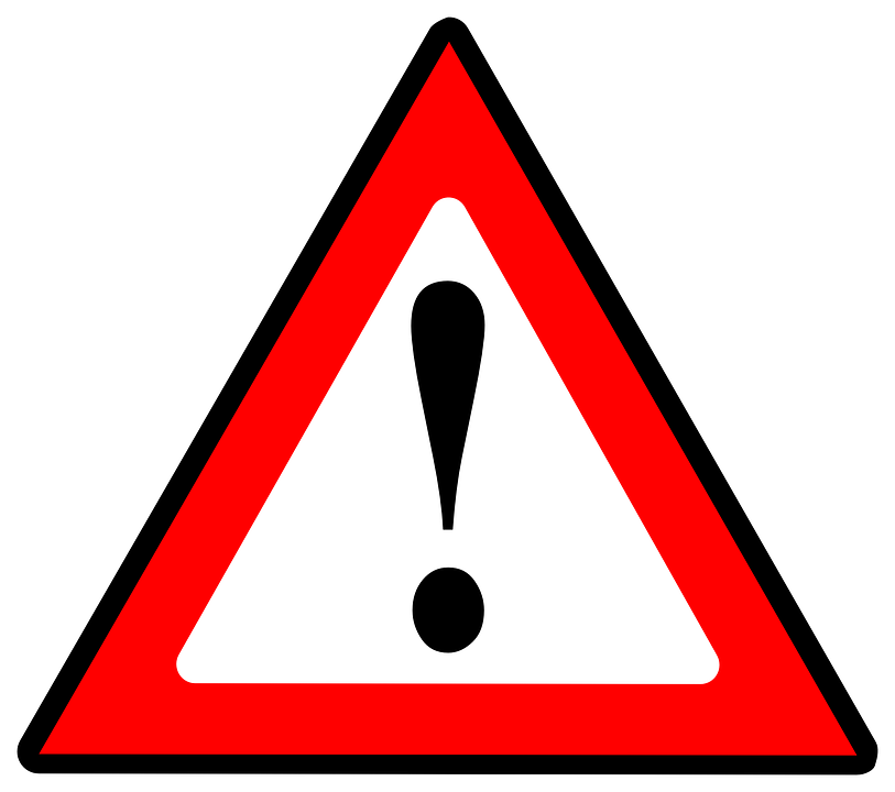 80 Free Warning Triangle Warning Images Pixabay