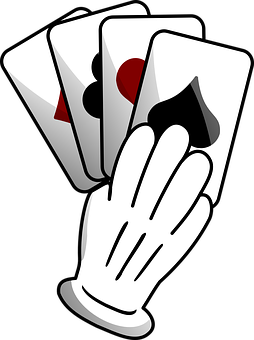 Playing Cards, Suits, Hand, Diamond