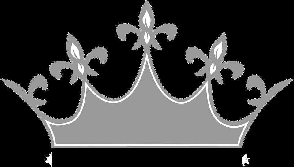 Taç Prenses Lisanslı Pixabayda ücretsiz Vektör Grafik