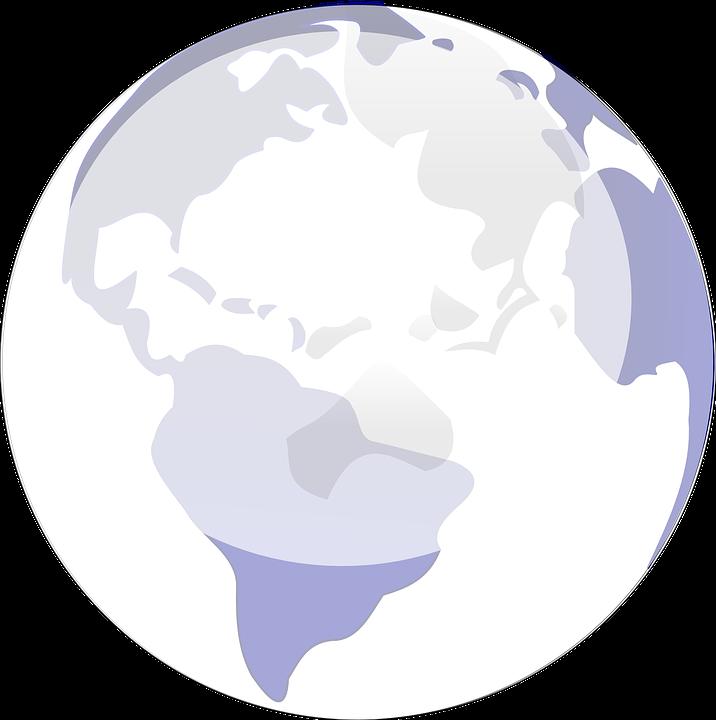 Mundo Dibujo La Tierra Gráficos Vectoriales Gratis En Pixabay