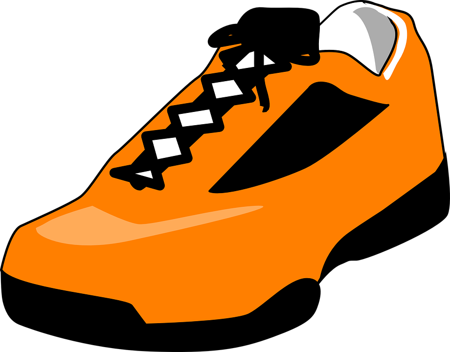 shoe tennis running free vector graphic on pixabay rh pixabay com Shoe Vector Art Nike Shoe Vector
