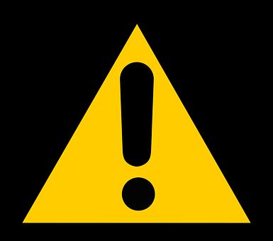 記号, 注意, 警告, 危険, 安全性, リスク, 黄色, シンボル, アラート