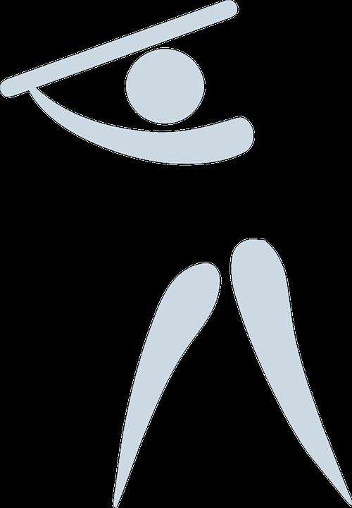 Baseball Hitter Player At Free Vector Graphic On Pixabay