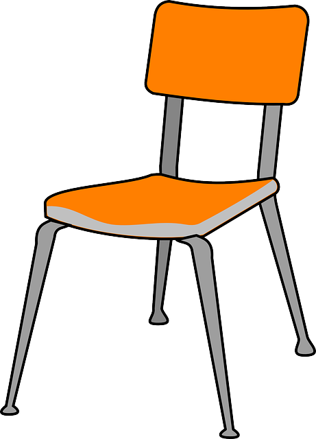 Chair plastic furniture free vector graphic on pixabay for Designer stuhl transparent