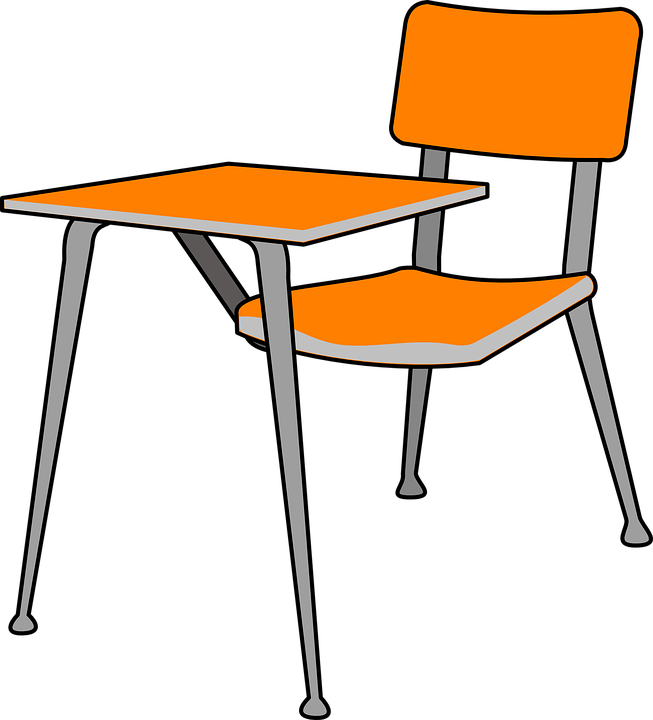 desk school chair free vector graphic on pixabay rh pixabay com school desk clipart student school desk clipart