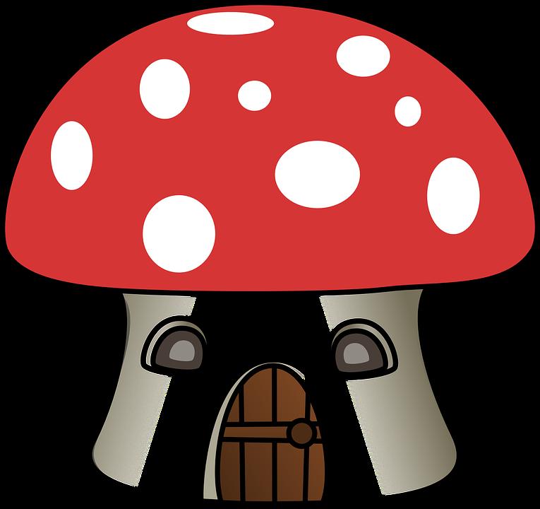 7 Best mushroom cartoon images | Mushrooms, Paint, …