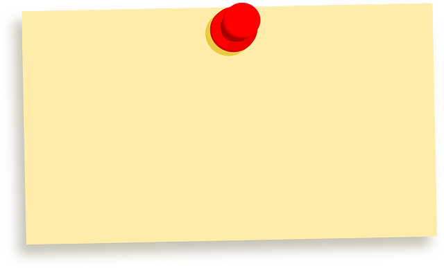 Note Pin Paper 183 Free Vector Graphic On Pixabay