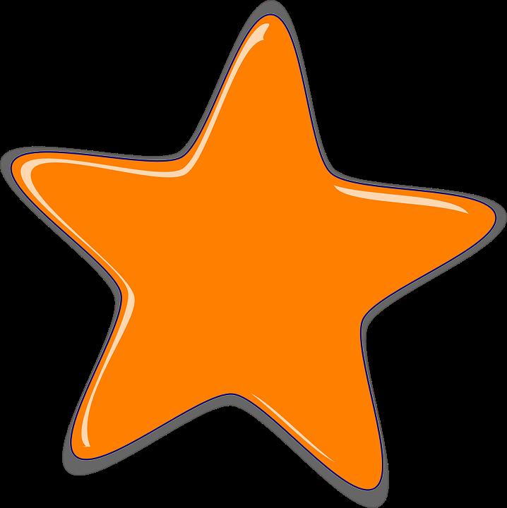 sao hình dạng bóng 5 cánh kính kỳ nghỉ lễ kỷ niệm