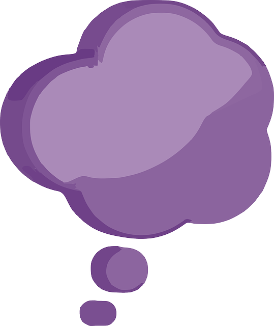 Free vector graphic: Thinking, Cloud, Bubble, Idea - Free ...