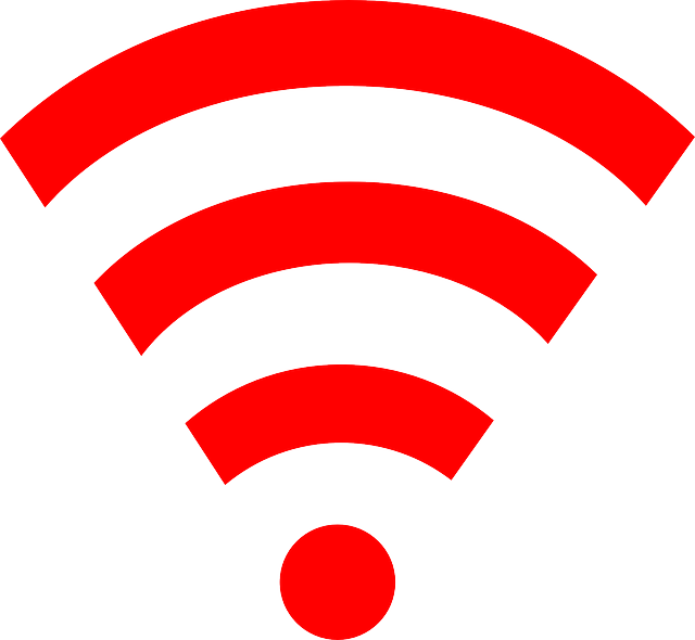 Audio Signal Wifi 183 Free Vector Graphic On Pixabay