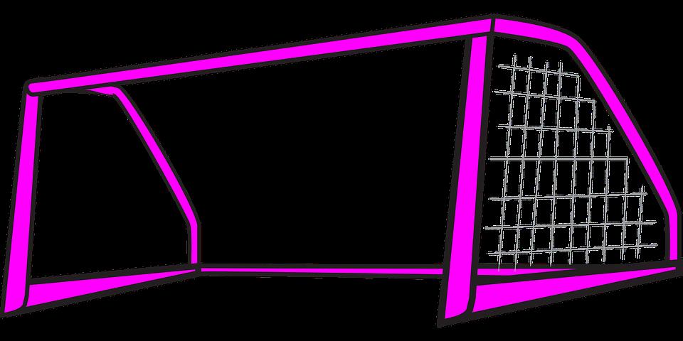 Goal Soccer Frame · Free vector graphic on Pixabay