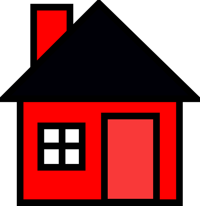 House, Home, Residential, Building