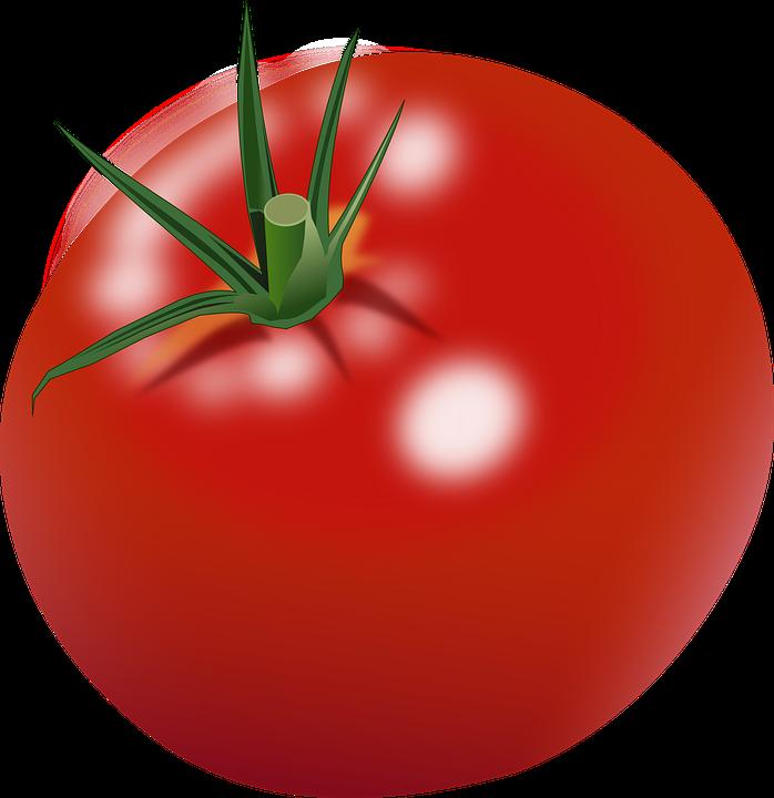 Image vectorielle gratuite tomate m res red for Credence en verre transparent cuisine