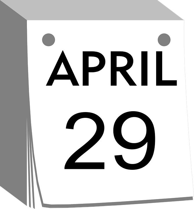 free vector graphic calendar tear away date days free image on pixabay 304368
