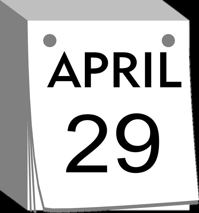 Calendar Day Vector Art : Free vector graphic calendar tear away date days