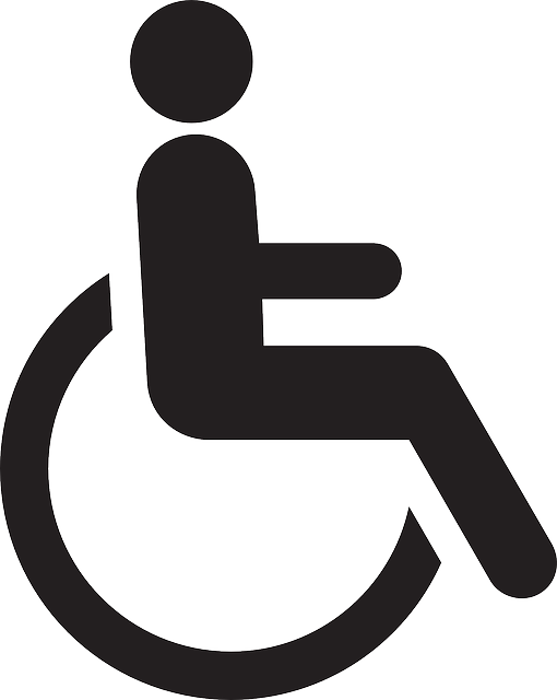 Handicapped chair wheelchair free vector graphic on pixabay - Stuhl transparent ...