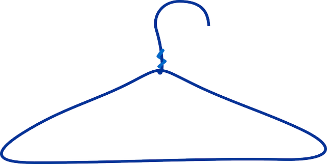 Free Vector Graphic Hanger Clothes Wire Free Image On