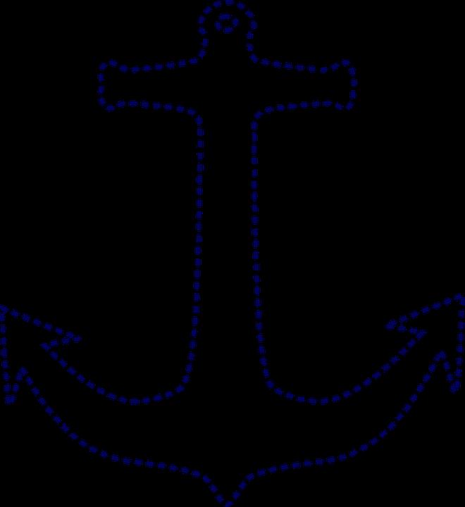 Free vector graphic sailor water anchor sailboat - String art vorlagen kostenlos ...